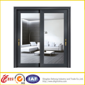 Australian Standard Glass Casement Aluminum Door pictures & photos