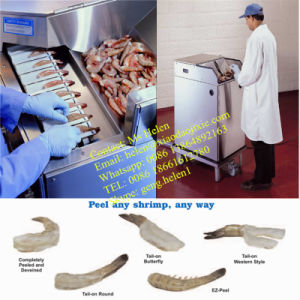New Product Shrimp Peeling Machine, Shrimp Peeler Machine, Peeling Machine pictures & photos