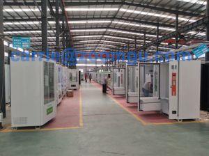 Automatic Conveyor Belt Vending Machine with Elevator Zg-D900-11g pictures & photos