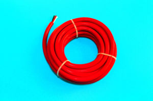 Silicone Rubber Cable 26AWG with UL3239 pictures & photos