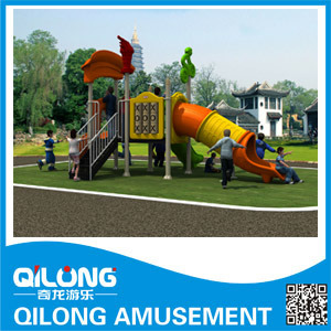 Soft Outdoor Playground Equipment (QL14-056B) pictures & photos