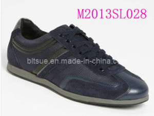 Blue Sneaker Shoes (M2013SL028) pictures & photos