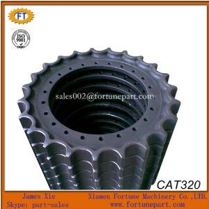 Caterpillar Cat320/E200b/E70b/Cat345 Excavator Undercarriage Sprocket Rim pictures & photos