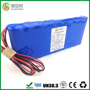 Deep Cycle 6600mAh 11.1V Li Ion Battery Pack