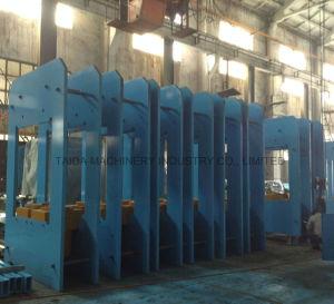 PLC Rubber Conveyor Belt Vulcanizing Press Platen Hydraulic Curing Press Vulcanizer Machine pictures & photos