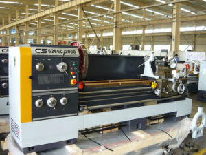 Universal Horizontal Gap-Bed Heavy Lathe Machine pictures & photos