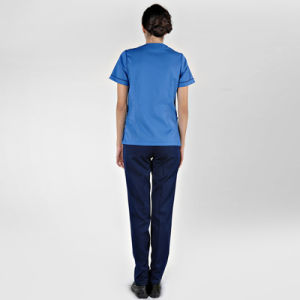 Fashionable Nurse Hospital Uniforms/Medical Scrubs for Women/ Surgical Uniform pictures & photos