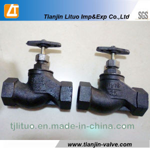 Russian Standard Su Stype Cast Iron Globe Valve pictures & photos