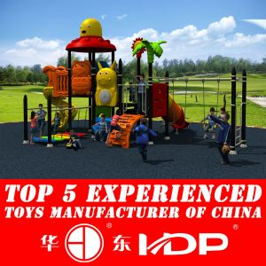 2014 Garden Outdoor Playground Equipment for Children (HD14-081B) pictures & photos