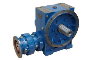 Rr Planetary Gearbox with Worm Gearbox pictures & photos