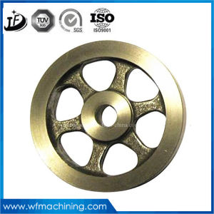 OEM Cast Iron Sand Casting Commercial Indoor Giant Spinning Bikes 18kg/20kg Flywheel pictures & photos