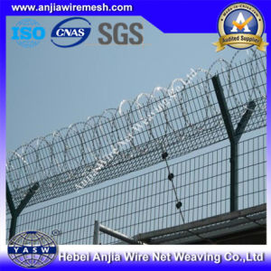 Galvanized Concertina Razor Wire for Fence with (CE and SGS) pictures & photos