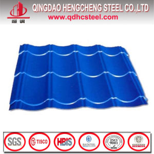 Manufacturer Prepainted Corrugated Steel Plate Color Steel Roofing Sheet pictures & photos