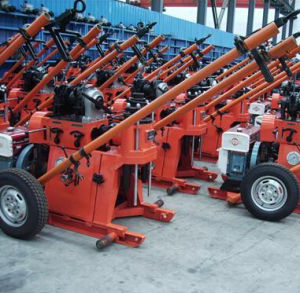 Rh-100 Bore Well Drilling Machine Core Drilling Rig pictures & photos