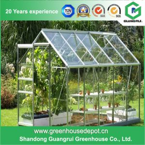 Backyards Ploycarbonate Sheet Vegetable Greenhouse pictures & photos