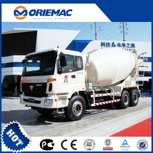 HOWO Brand 371HP Small Concrete Mixer Truck pictures & photos