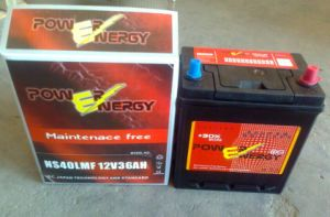 N36mf 12V36ah Maintenance Free Car Battery pictures & photos