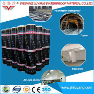 Durable Water Resistive Membrane Sbs Modified Bitumen Waterproof Roofing Membrane