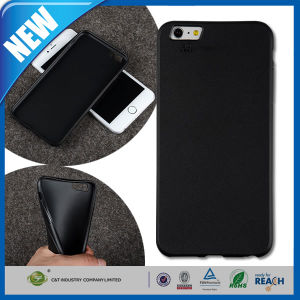 Black Matte Slim Flexible TPU Case for Apple iPhone 6 pictures & photos
