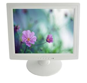10inch White Case LCD Monitor pictures & photos