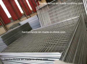 2.1X2.4m Heavy Duty Galvanized Temporary Fence pictures & photos