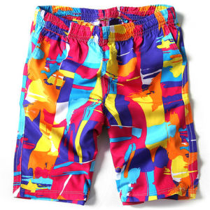 High Quality Manufactory Factory Price Beach Short for Man pictures & photos