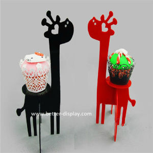 Animal Shaped Mini Cupcake Stand (BTR-K3029) pictures & photos