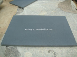Andesite Stone Basalt for Honed Tile Pavers pictures & photos