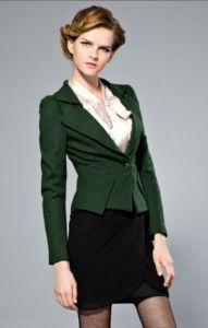 Designer Woman Suits Formal Dress Suits (LL-SI03) pictures & photos