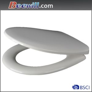 Modern Design Urea Material Restroom Toilet Seat pictures & photos