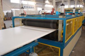 XPS Foam Board Extrusion Line pictures & photos