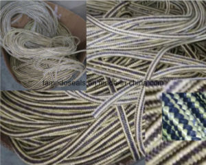 High Quality Aramid Kevlar Fiber Braided Packings pictures & photos