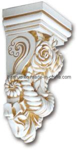 Banruo White Artistic Corbel -3(Putj-007-F1 pictures & photos