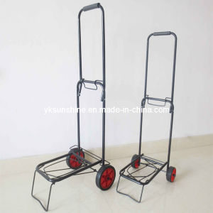 Folding Steel Travel Luggage Cart (XY-431) pictures & photos