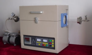 Vacuum Tube Furnace, High Temperature Tube Furnace Tube-1200 pictures & photos