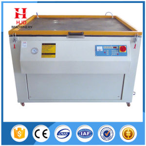 Hjd-H101 Micro-Computer Screen Exposure Machine pictures & photos