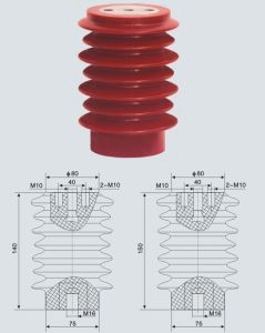 Switchgear Bushing Medium Voltage Insulator pictures & photos