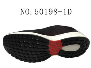 Three Color Mesh Men Sport Shoes pictures & photos