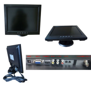 10 Inch Metal Case CCTV LCD Monitor for Security Monitor pictures & photos