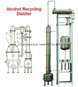 Alcohol Recovery Distillation Tower pictures & photos