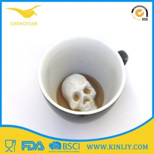 Hot Sale Ceramic Tea Cup Coffee Mug with Funny Design pictures & photos