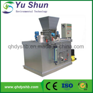 Chlorine Sewage Dewatering Dosing System pictures & photos