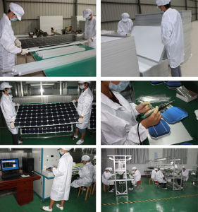 Home Use Solar Energy Power Panel China Wholesale pictures & photos