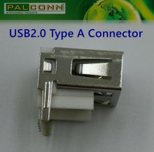 USB Connector, Current Rating: 2A @250VAC for Power Adapter, Power Bank pictures & photos