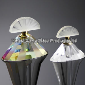 India 3-6ml Crystal Glass Perfume Bottle for Promotion Gift pictures & photos