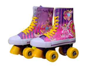 Kids Roller Skate Shoe with CE Approvals (YV-HS04) pictures & photos