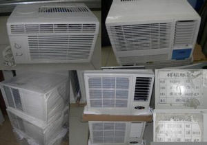 Qualified Brand New Curtain for Window Air Conditioner pictures & photos