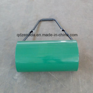 Hand Pushing Garden Lawn Roller pictures & photos