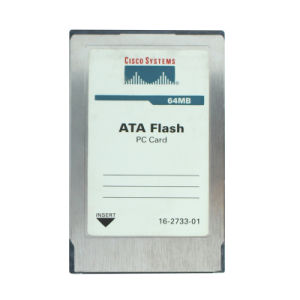 64MB ATA Flash PC Card Flash Memory Card Cisco Router Memory Card pictures & photos