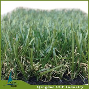 4 Tones Fibre Garden Backyard Decoration Artificial Landscape Grass with 8 Years Warranty pictures & photos